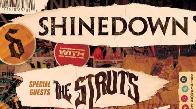 Shinedown Tour 2021