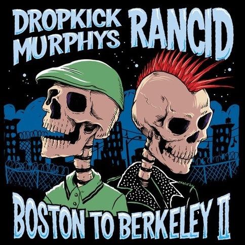 Dropkick Murphys Rancid