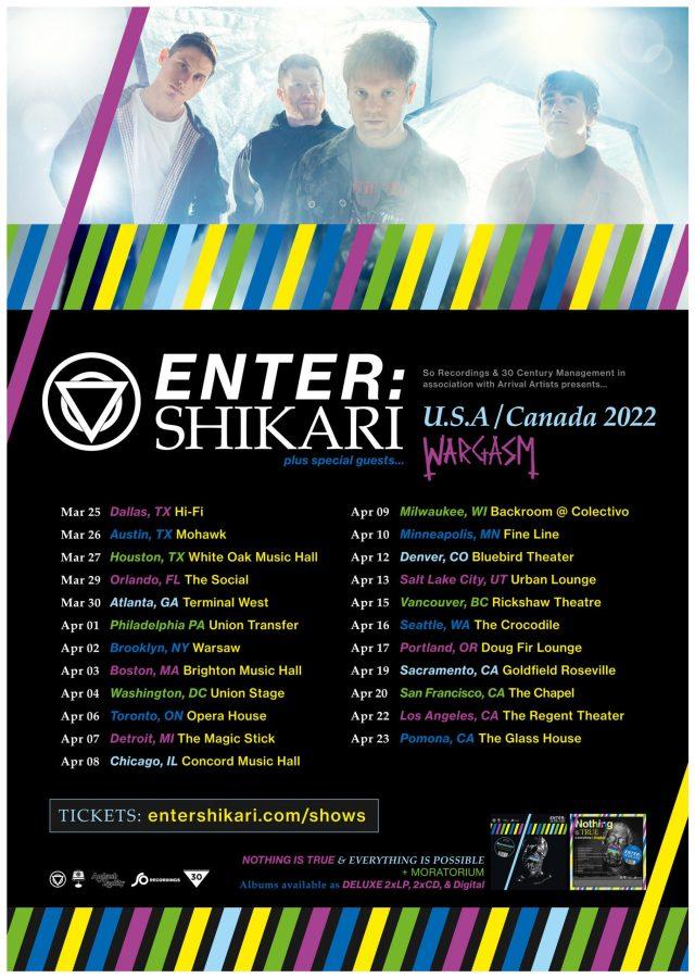 Enter Shikari Tour