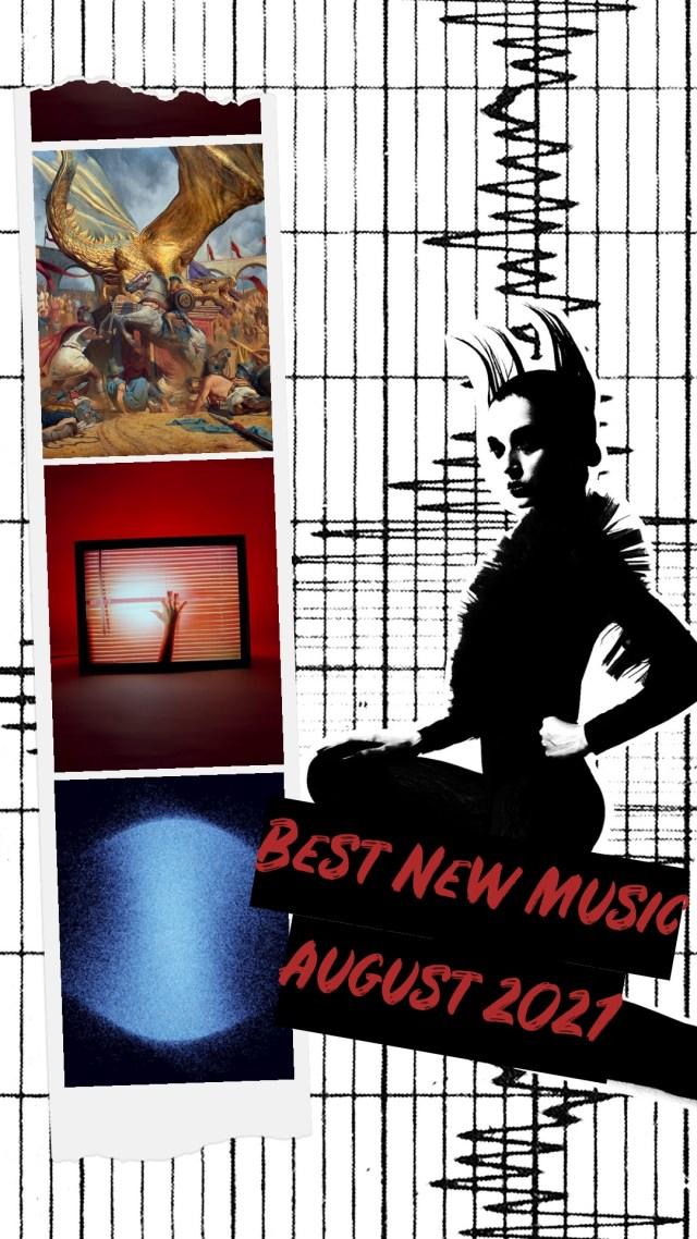Best New Music August 2021
