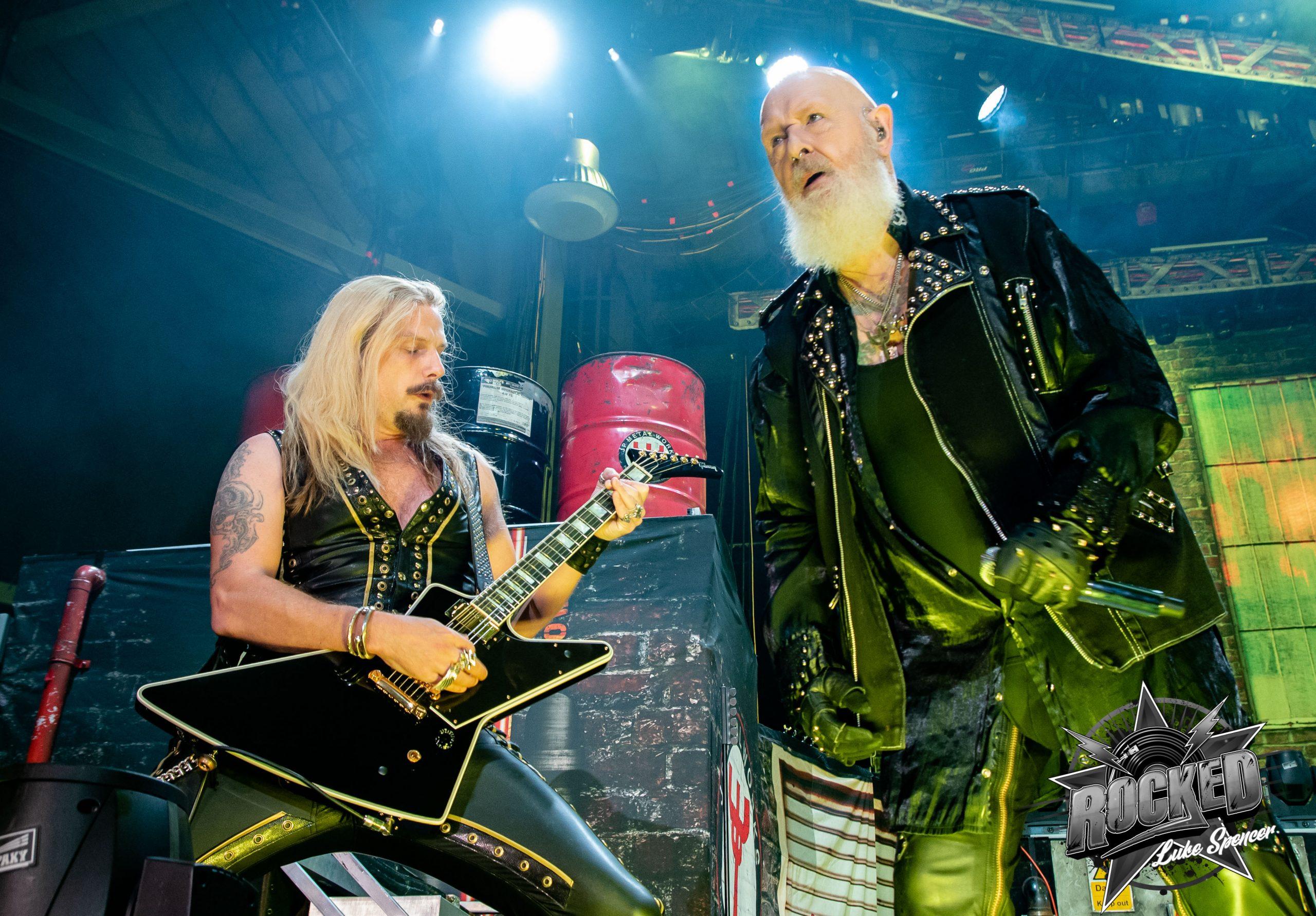 Judas Priest And Sabaton