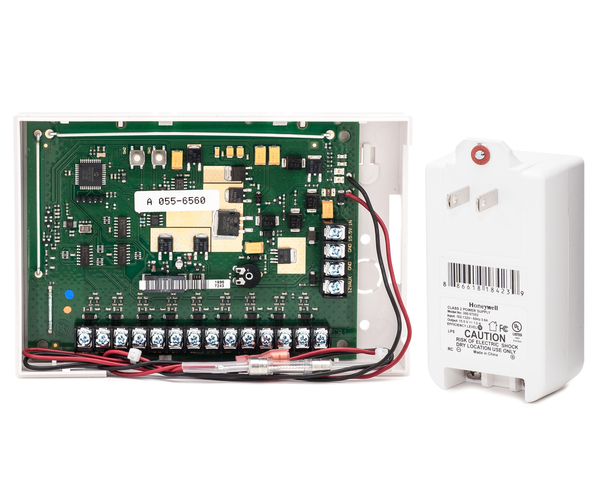 Honeywell 5800C2W  Hardwire to Wireless System 9Zone Conversion Module  Alarm Grid