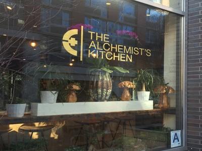 Alchemist Kitchen Manhattan New York City