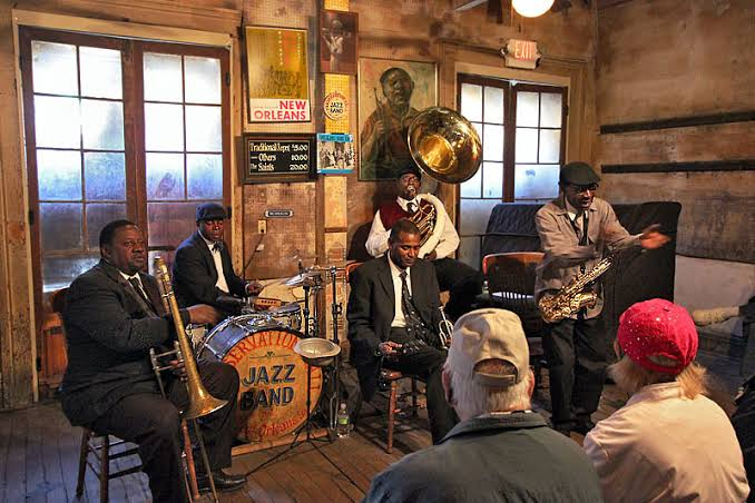 Things to do in New Orleans: Listen to Jazz Music