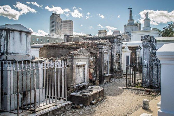 Saint Louis Cemetery and Mausoleum