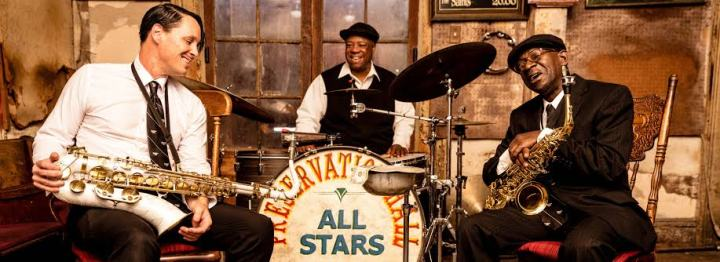 Things to do in New Orleans: listen to Jazz