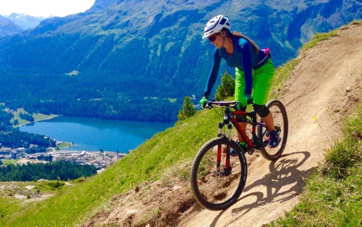Mountain Biking Around Switzerland