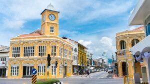 Old phuket town tour