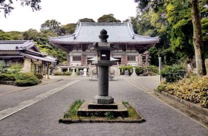 The Main Hall at Kongochoji Temple