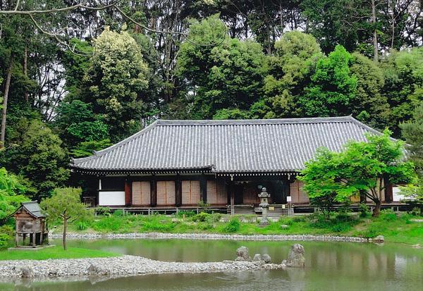 Jōruri-Ji Temple.