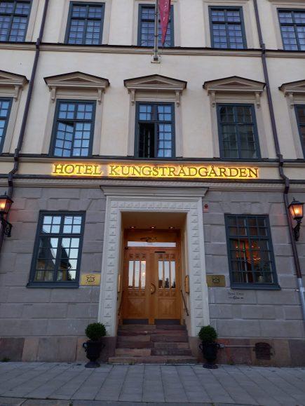Hotel Kungsträdgården in Stockholm.