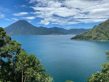 View of Lago Atitlan