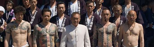 A yakuza syndicate.