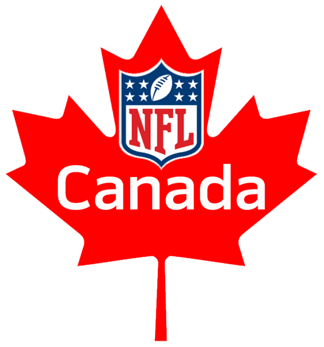 The logo for the NFL Canada twitter account.