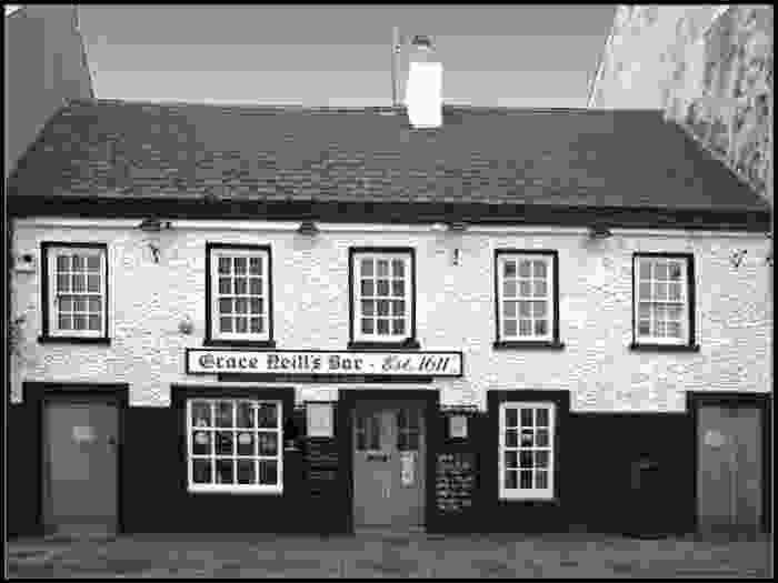 Grace Neill's Inn (Haunted location)