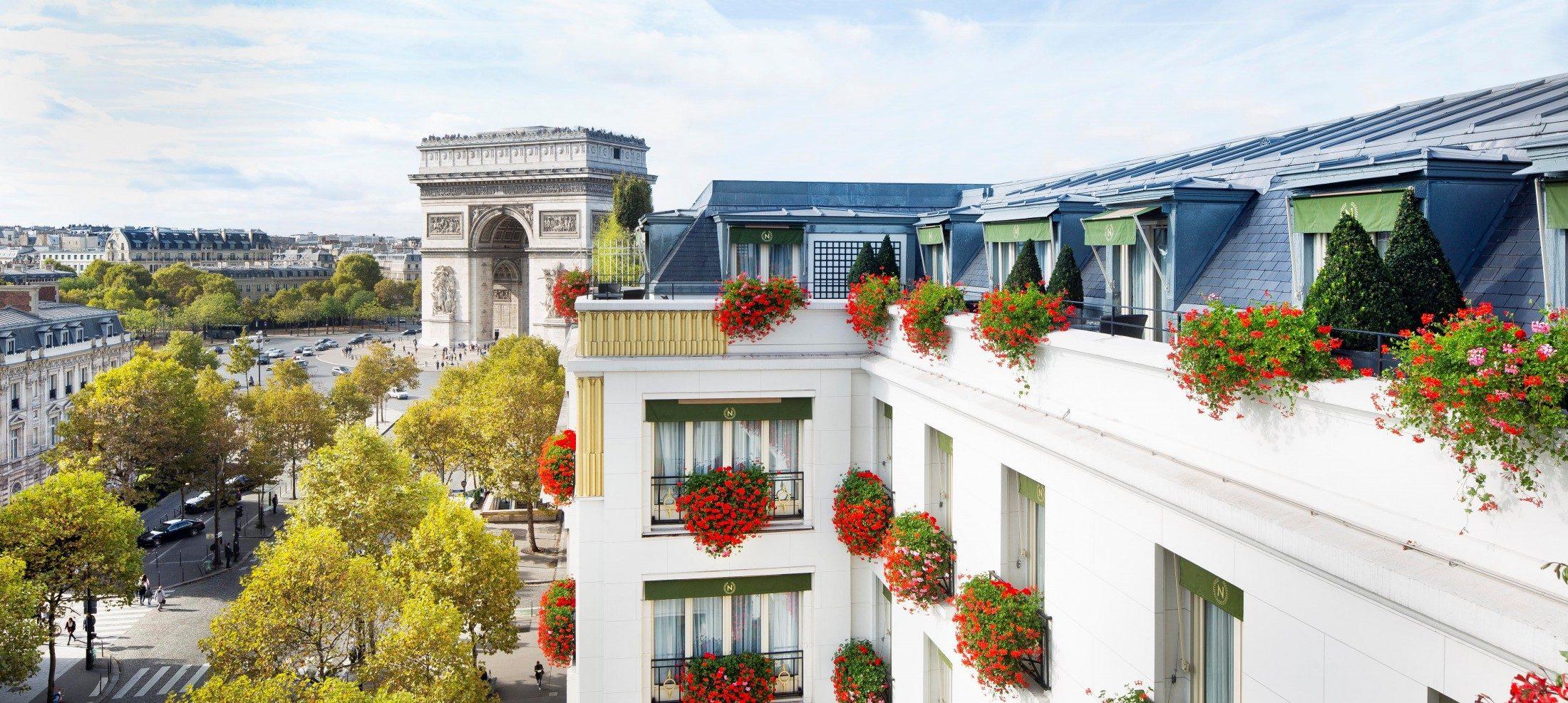hotel napoleon paris hotel 5 etoiles