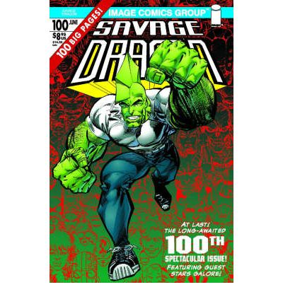 Savage Dragon Cover