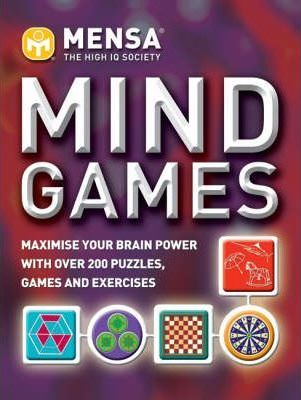 The Mensa Mind Games Pack   Robert Allen   9781844424375 The Mensa Mind Games Pack