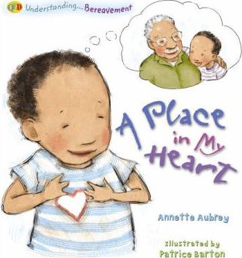 Image result for A place in my heart / Annette Aubrey ; illustrated by Patrice Barton.