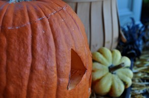 The Watchful Pumpkin