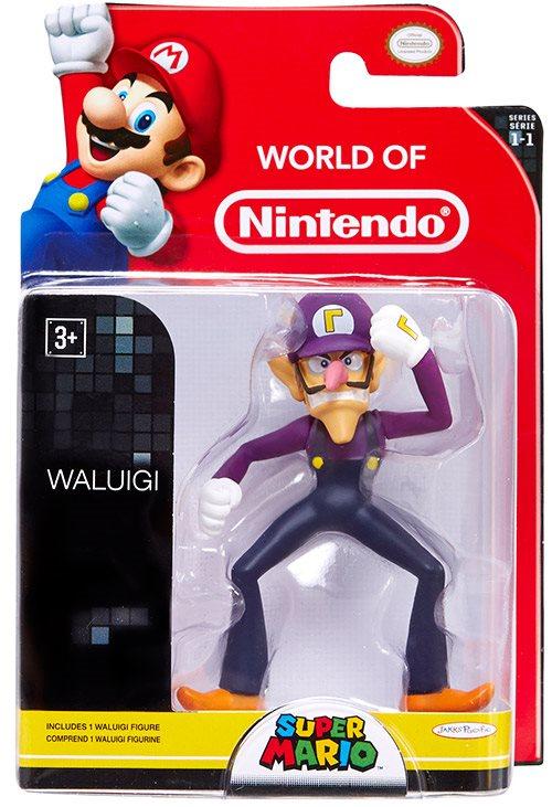 World Of Nintendo Super Mario 2 5 Inch Action Figure Li