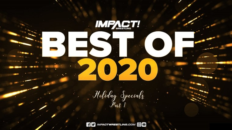 Chris Bey Named One to Watch; Magic Killer Finisher of the Year – IMPACT Wrestling