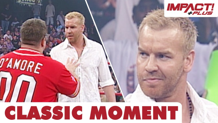 Christian Cage's Epic Debut – IMPACT Wrestling