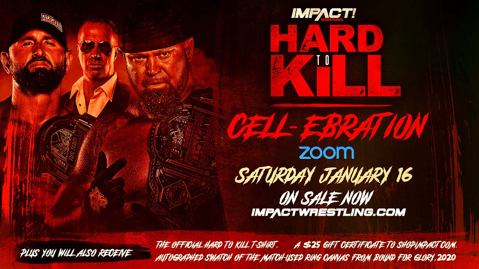 Ring in 2021 with the Hard To Kill CELL-ebration! – IMPACT Wrestling