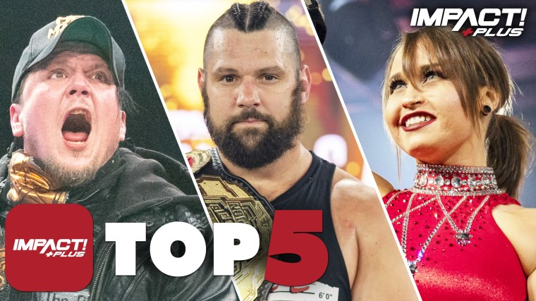 5 Greatest Matches of 2020 in IMPACT Wrestling – IMPACT Wrestling