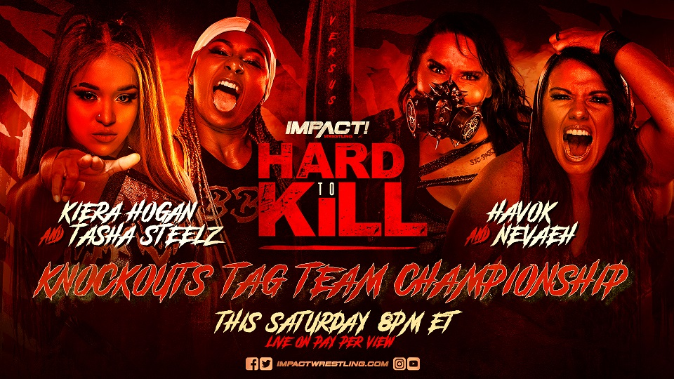 EXCITEMENT BUILDS AHEAD OF HARD TO KILL – IMPACT Wrestling
