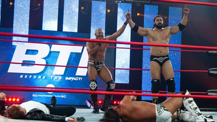 Shera Gets the Last Laugh on BTI – IMPACT Wrestling