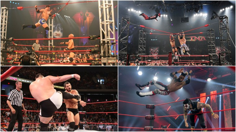 Vote Now on the Best X-Division Title Match in IMPACT History – IMPACT Wrestling