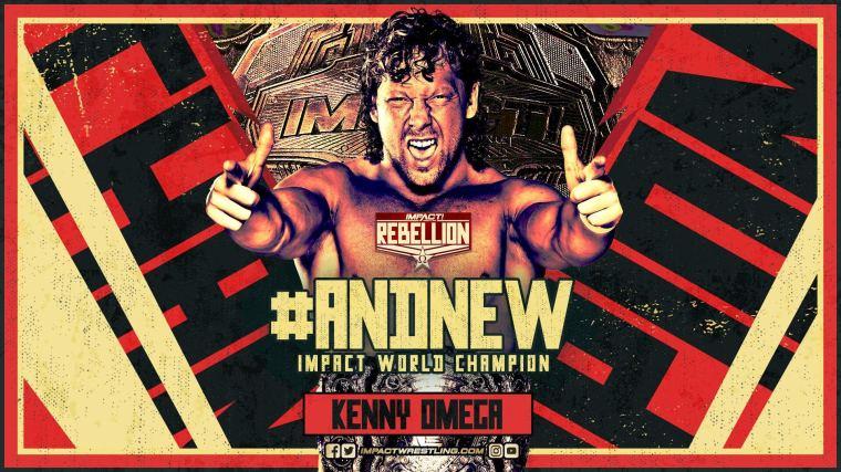 IMPACT Rebellion Results – IMPACT Wrestling