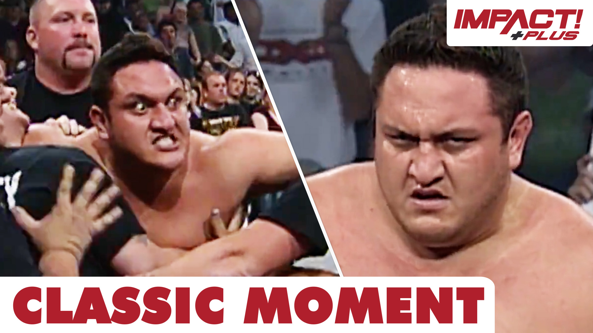 Samoa Joe Becomes #1 Contender (IMPACT! April 1, 2006) – IMPACT Wrestling