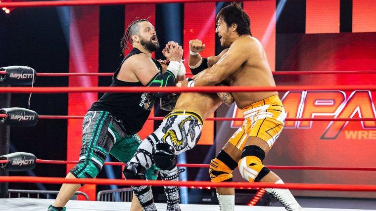 Eddie Edwards Challenges Satoshi Kojima – IMPACT Wrestling