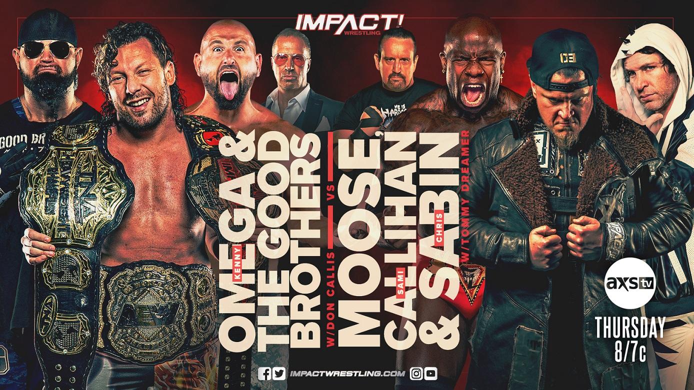July 1, 2021 – IMPACT Wrestling