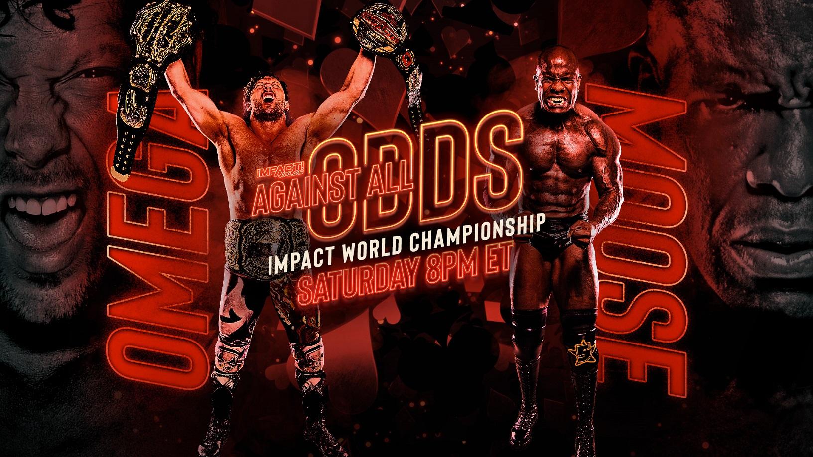 Omega vs Moose From Daily's Place, Winner Faces Callihan at Slammiversary – IMPACT Wrestling