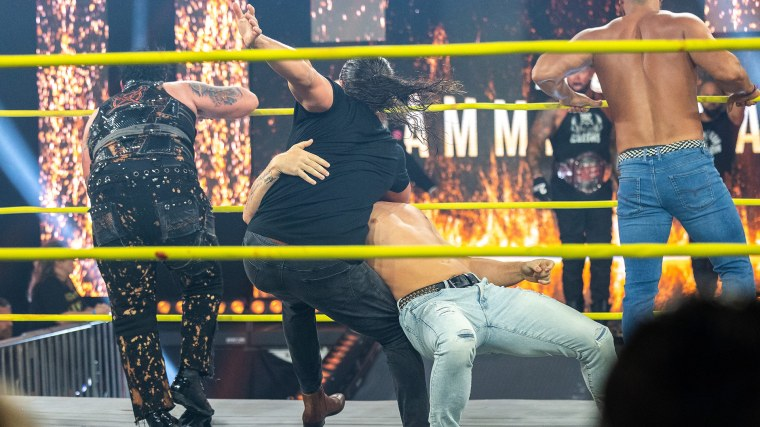 BTI Reveals What Happened After Slammiversary Went Off the Air – IMPACT Wrestling