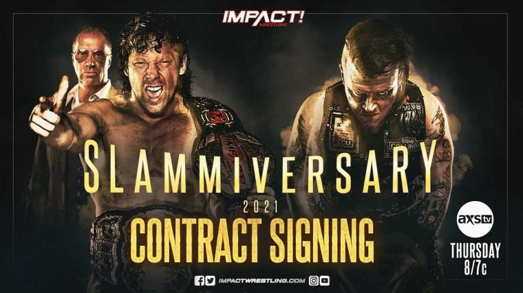 July 8, 2021 – IMPACT Wrestling