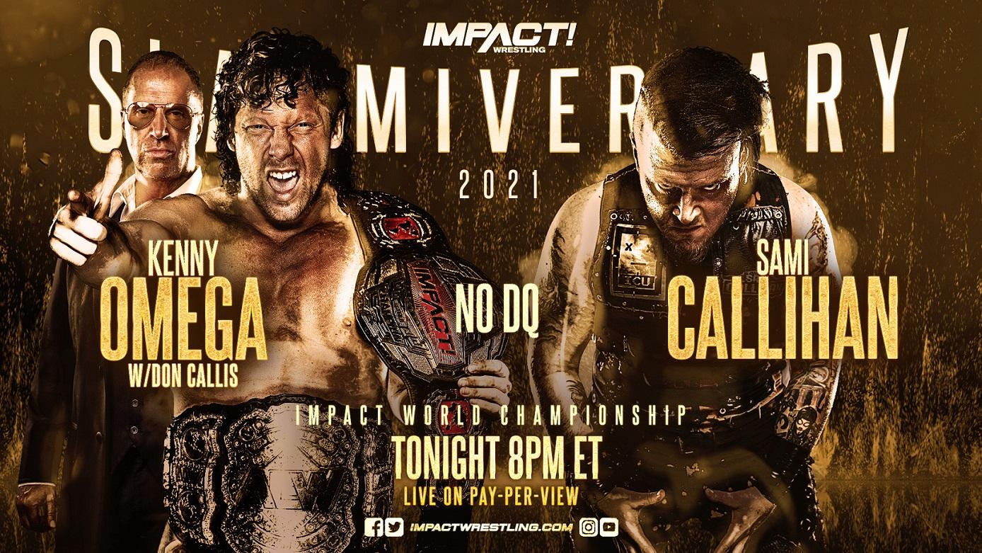 IMPACT Wrestling Slammiversary 2021 LIVE Results – IMPACT Wrestling