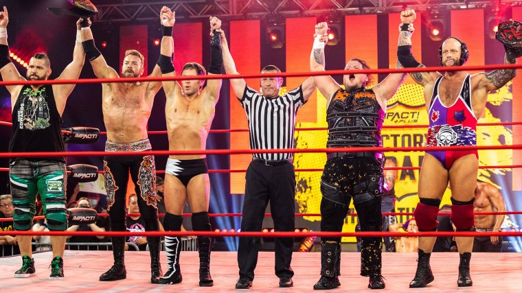 September 16, 2021 – IMPACT Wrestling
