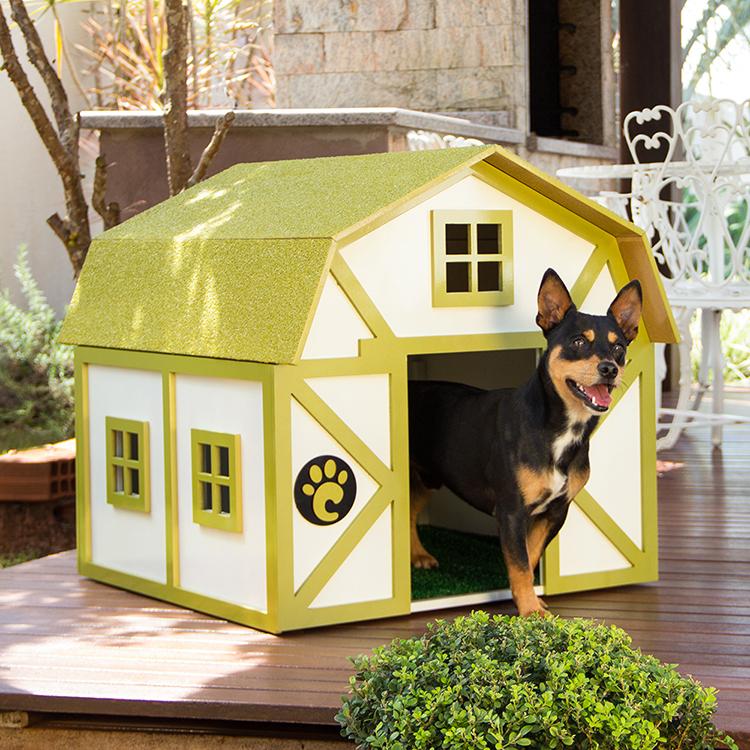 Carlu Pet House - 15 casinhas de cachorro diferentonas - Blog DogHero for dog lovers