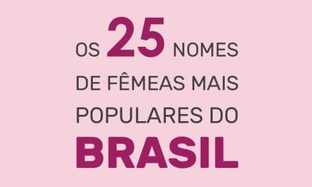Censo Canino 2016: os 25 nomes de fêmea mais populares do Brasil