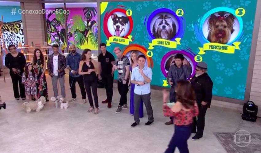 Programa da Fátima Bernardes cita pesquisa da DogHero