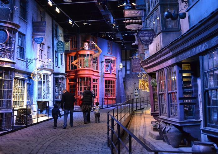 Transportation To Warner Bros Harry Potter Studio Tour London