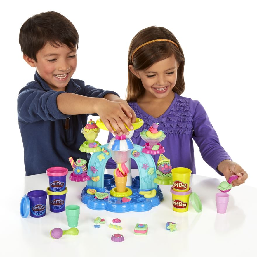 Play-Doh Swirl and Scoop Ice Cream €17.99