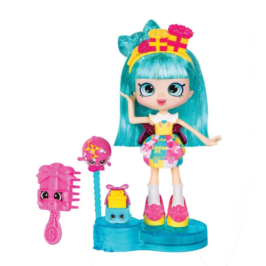 Shopkins Shoppies Pretti Pressie Doll