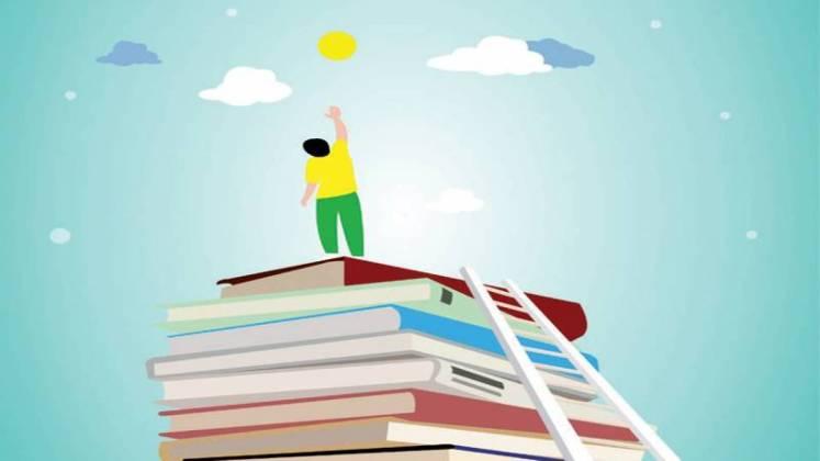القراءة.. بوابة للدخول إلى الحياة