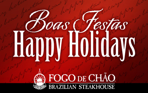 gift card fogo de chao   Howtoviews.co