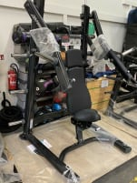 fitness equipment of hammer strength